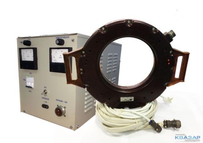 Дефектоскоп магнитопорошковый